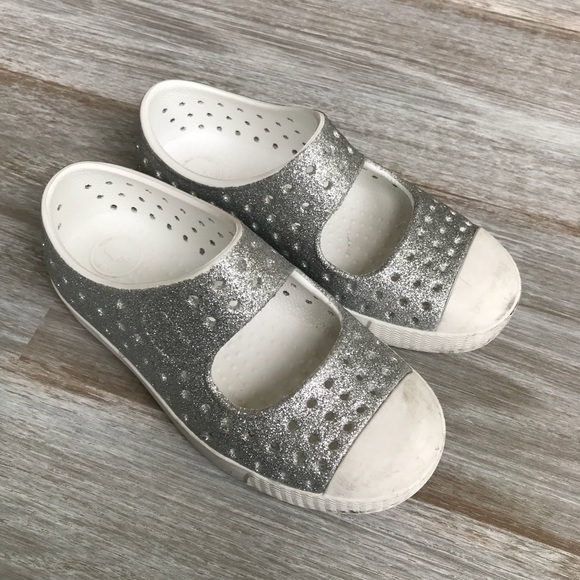 6c948938814 Native-Juniper Bling Glitter Perforated Mary Jane.  M_5ab145222ae12ff903fa033e. Other Shoes you may like. Little Girl ...